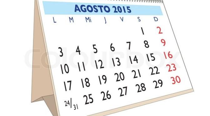Agosto 2015