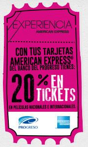 American Express Banco del Porgreso