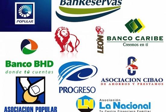 bancos nacionales dominicanos