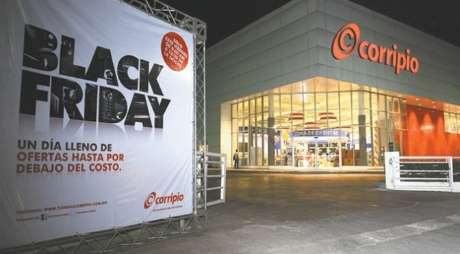 Black Friday Corripio
