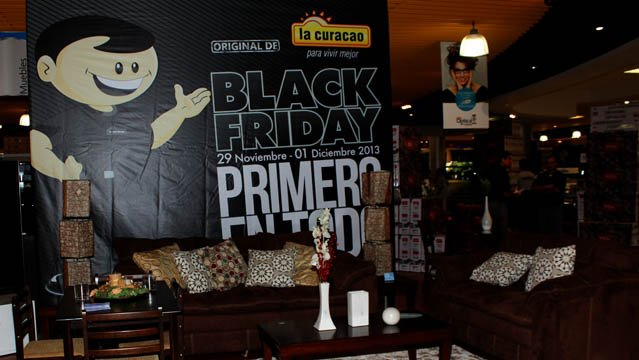Black Friday La  Curacao