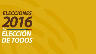 Elecciones Dominicana 2016