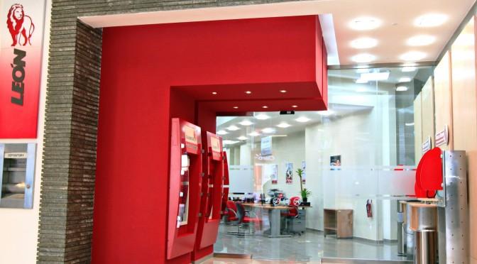 Sucursales Banco Leon